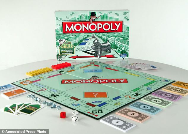 Popular demand: A new House Rules edition of Monopoly has new rules voted in by the game