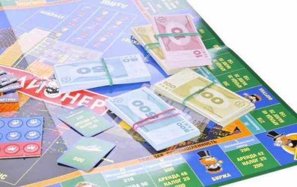 Ищу правила детской экономической игры бизнесмен дубль 4