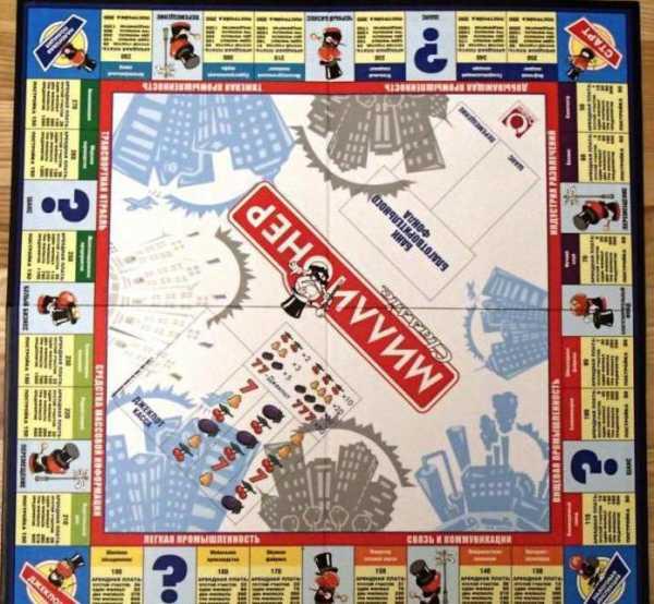 правила игры экономическая настольная игра миллиардер