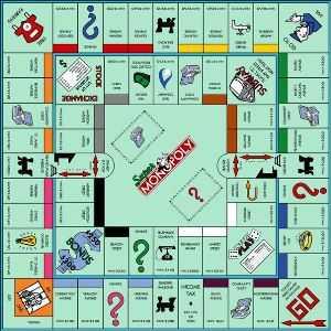 распечатать деньги к игре монополия