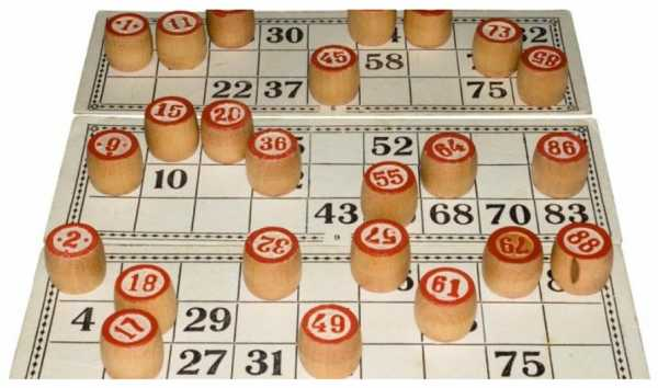 игра в лото правила на деньги
