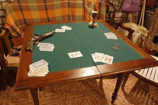 старинные карточные игры